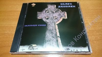 Black Sabbath - Headless Cross(1989)CD