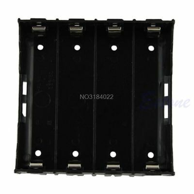 18650 Battery Holder Case Diy Lithium Battery Box Battery Holder With Pin For 4