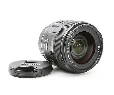 Canon EF 24 mm 2.8 IS USM + TOP (221227)