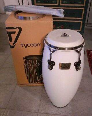 """Tycoon Percussion Conga 10"""" TSCP-100 BC/S, UVP 839$, Signature Pearl Series"""