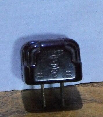 vintage winker bakelite plugoutlet xmas christmas lights blinker flasher