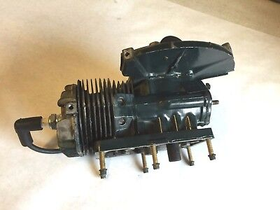 POWERHEAD from 1980 SEARS GAMEFISHER 3.5 HP OUTBOARD MOTOR