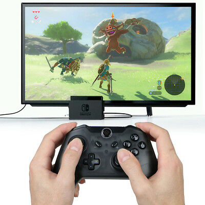 Wired Wireless Pro Controller Gaming Joypad for Nintendo Switch Console 2018 NEW