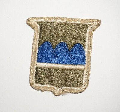 80th Infantry Division Patch WWII US Army P8082