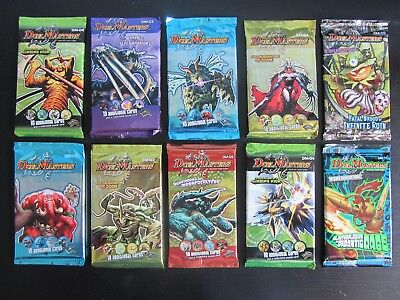 Duel Masters Trading Card Game - Original Sealed Booster Packs - You Choose