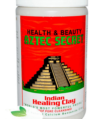 Aztec Secret Indian Healing Clay UK Freepost Synergy UK - 908g