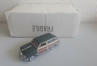 Franklin Mint Classic Cars of the Fifties Ford Woody Station Wagon 1950 .