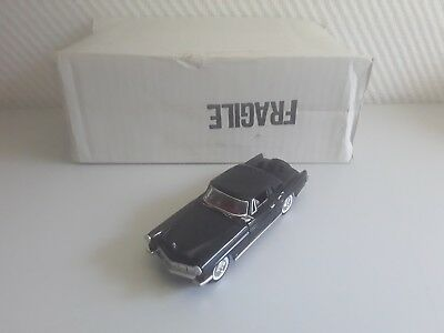 Franklin Mint Classic Cars of the Fifties Lincoln Continental Mark II.