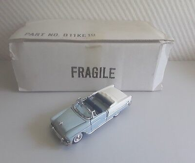 Franklin Mint Classic Cars of the Fifties Chevrolet Bel Air 1955 neu in Ovp.