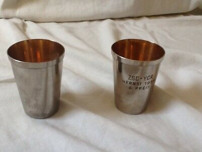 Trophy Cup Silver Plated