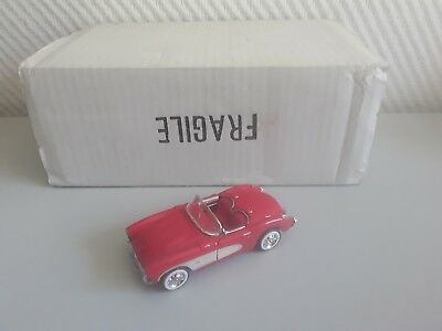 Franklin Mint Classic Cars of the Fifties 1955 Chevrolet Corvette neu in Ovp.