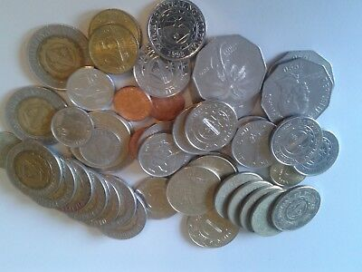 Philippines lot of 50 coins  (o)