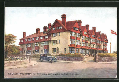 AK Jersey, The Grand Hotel on the Main Esplanade