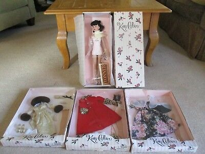 """Robert Tonner 18"""" Basic Kitty Collier Doll Lingerie Shoes W/Gorgeous Outfits"""