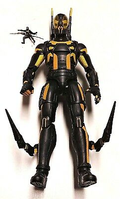 Marvel Legends YELLOWJACKET Loose MCU Studios First 10 Years 2 Pack Ant-Man HTF!