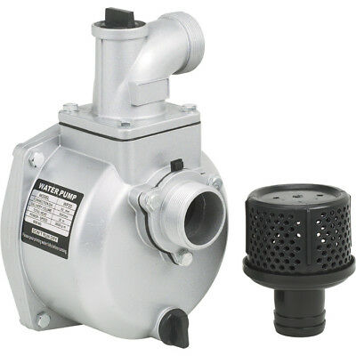 Semi-Trash Water Pump — For Threaded Shafts, 2in. Ports, 7860 GPH / Pump Only
