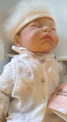 Paradise Galleries Treasury Collection Doll Gentle Touch Michelle Baby Doll
