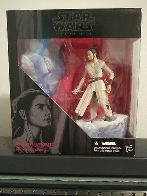 Disney Star Wars Episode VII Black Series Rey (Starkiller Base) Hasbro 6""
