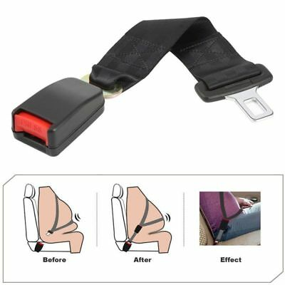 "Auto Seat Seatbelt Safety Belt Extender Extension 7/8"" Buckle 14"" XYY POW"
