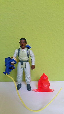 Winston Zeddmore Actionfigur | The Real Ghostbusters | 100% Complete 1986 Kenner