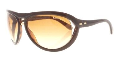 72bb8734467e8 Tom Ford Cameron TF 72 408 Chocolate Brown   Brown Gradient Womens  Sunglasses