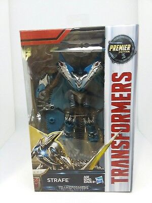 Transformers: Last Knight ~ STRAFE ACTION FIGURE ~ Deluxe Class