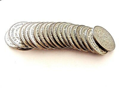 """1958 - 1966 Mexican One (1) Peso Silver Coins  """"One Coin Per Purchase"""""""