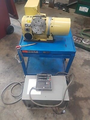 NIKKEN 4th & 5th AXIS 5AX-120YA With CONTROL BOX AND CONTROLLER!