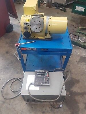 NIKKEN 4th & 5th AXIS 5AX-1POTA With CONTROL BOX AND CONTROLLER!