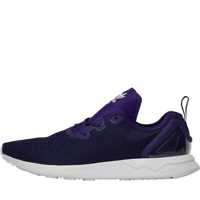 Mens Adidas Originals Zx Flux Adv Running Shoes Trainers Uk 8.5,9.5,10.5 Rrp £90