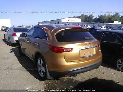 2009-2012 Infiniti Fx Series Driver Roof Airbag Only Lh Side Roof Airbag Oem