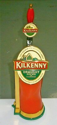 Genuine KilKenny Bar Beer Font & Tap For Home Bar or Collector Very Rare