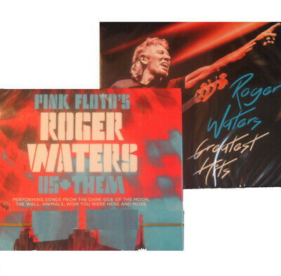 Roger Waters  4 CD SET  Us+Them + Greatest Hits  2018  PINK FLOYD'S