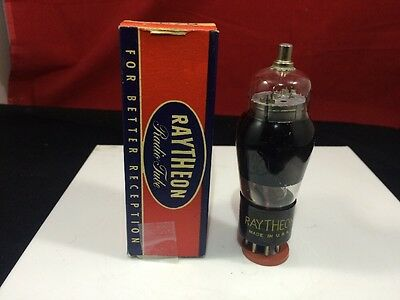 NOS Vintage Raytheon 1D7G Vacuum Tube ( More Available ) All Tested