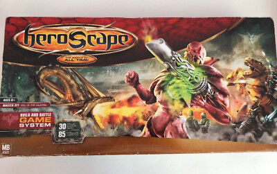 HeroScape The Battle Of All Time Master Set Rise Of The Valkyrie 2004 Hasbro