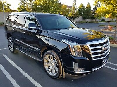 2016 Cadillac Escalade 4WD Sport Utility 4-Door 2016 CADILLAC ESCALADE 4WD, ONLY 11K MI, DON'T MISS!