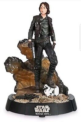 Disney Exclusive limited edition Star Wars Jyn Erso Statue #197 out of 500