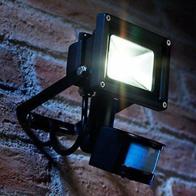 ICOCO 20W LED Flood Lights Outdoor Security Lights, Super Bright Floodlight