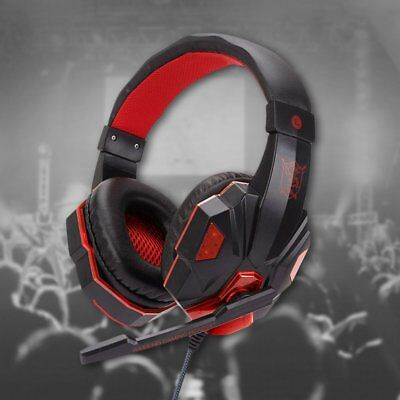 Headset Bass Gaming Headphones Suitable for PS4 for XBOX ONE With Microphone FP