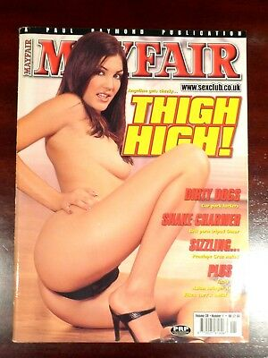 Mayfair Magazine ~ Volume 39 No. 1 ~ (2004)