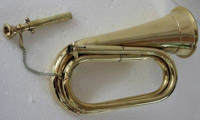 Bugle Shinning Brass Army- Parade Bb Bugle Bb Bugle Musicals Fast Ship