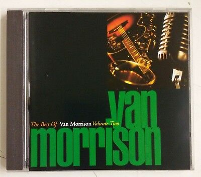 Van Morrison The Best Of Van Morrison Volume Two CD Alemania