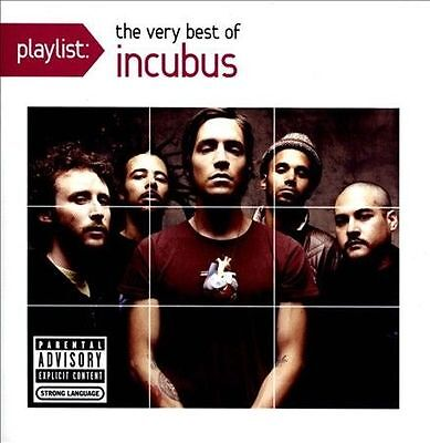 Playlist: The Very Best of Incubus [PA] by Incubus (CD, 2013, Sony Legacy) New