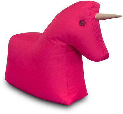 Sitting Bull Happy Zoo Einhorn Pink