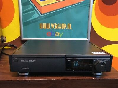 Panasonic NV-FS100 S-VHS Super 4-Head VHS