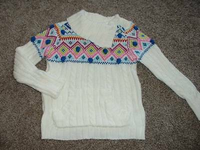 The Childrens Place Baby Girls Sweater Size 12 Months 12M mos Winter TCP NWT $22