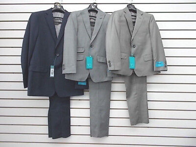 Boys T.O. 2pc Assorted Suits Slim, Regular, & Husky Size 8 - 20H