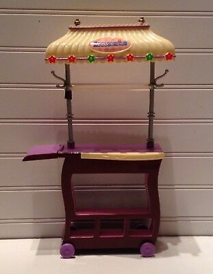 Mattel Barbie Doll House Furniture Mall Accessories Shopping Stand