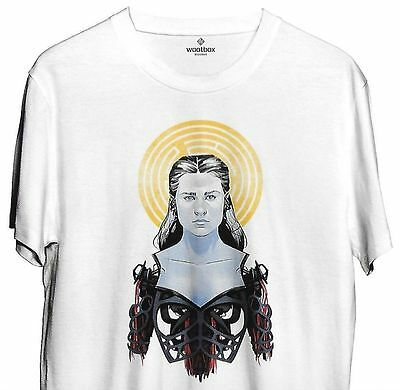T-shirt HBO WESTWORLD Dolores (Neuf, taille M)