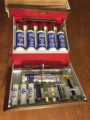 McKessen Travel Shaving Kit 1976 Bicentennial Edition - Complete
